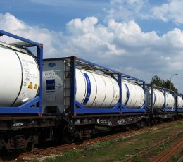 Global Ocean Link has started to provide cargo transportation in tank containers across Europe