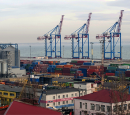 Since the beginning of 2018, the container turnover of Ukrainian ports has increased by 16%