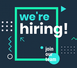 We are hiring! Join our team in Vilnius!