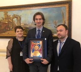 """Global Ocean Link užėmė 1-ąją vietą nominacijoje """"2017 metų ekspeditorius"""""""