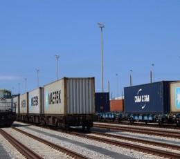 Tarp Odesos ir Klaipėdos uostų vyks reguliarus konteinerinis traukinys