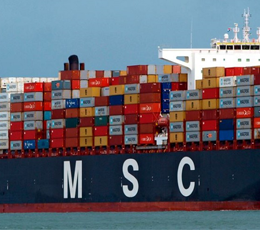 Container lines invest in the development of logistics networks